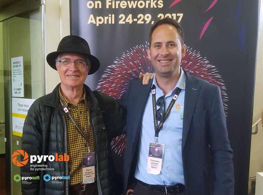 Con Jean Pierre Thebault de Group Etienne Lacroix