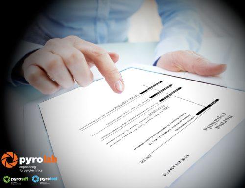 Lista actualizada de normas armonizadas para la Directiva 2013/29/UE