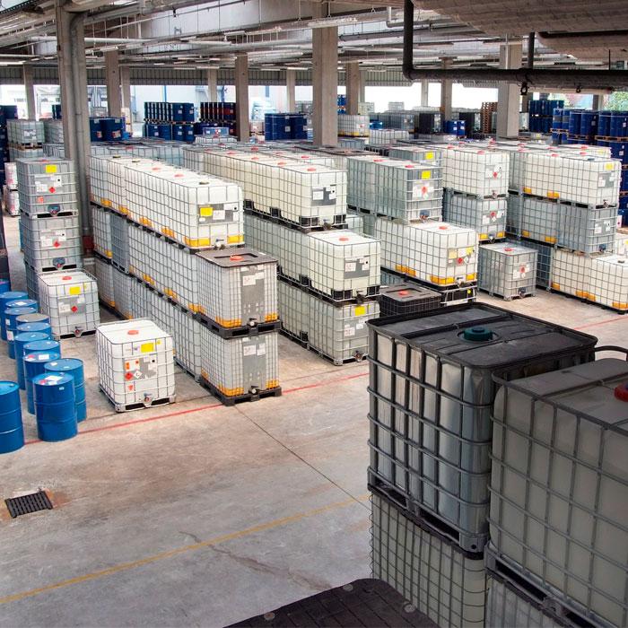 apq almacenamiento productos quimicos