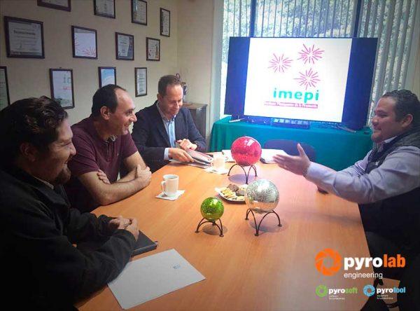 Reunión IMEPI