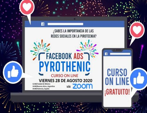 Facebook Ads Pyrothenic course invitation